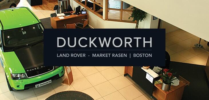 New website for leading Land Rover Dealership