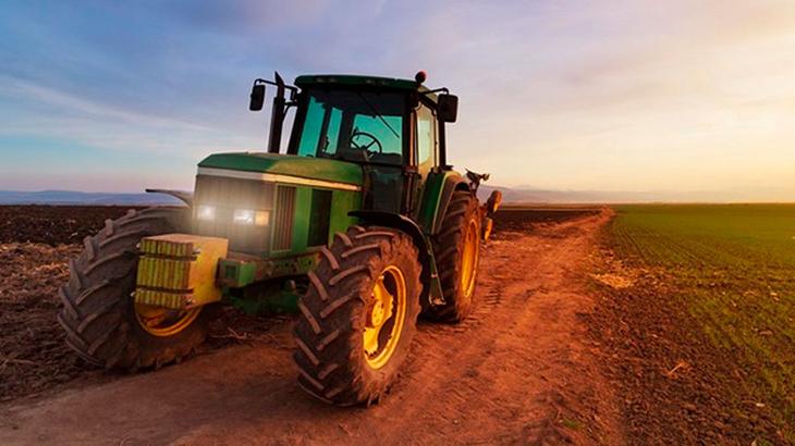 Increased efficiencies for John Deere Tractor Parts business