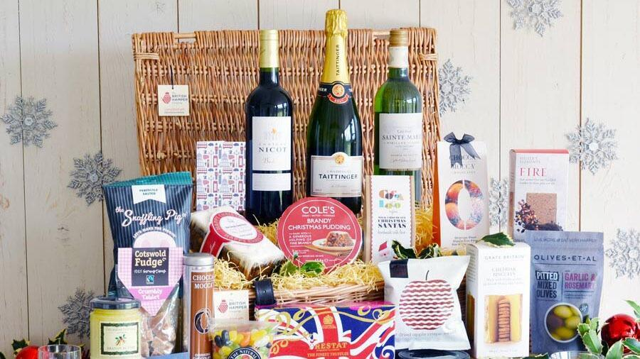 The British Hamper Company - staying ahead during the 2020 pandemic
