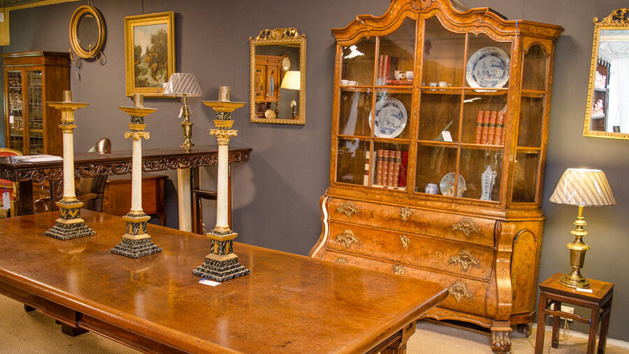 Hemswell Antique Centres – adaptation during testing times