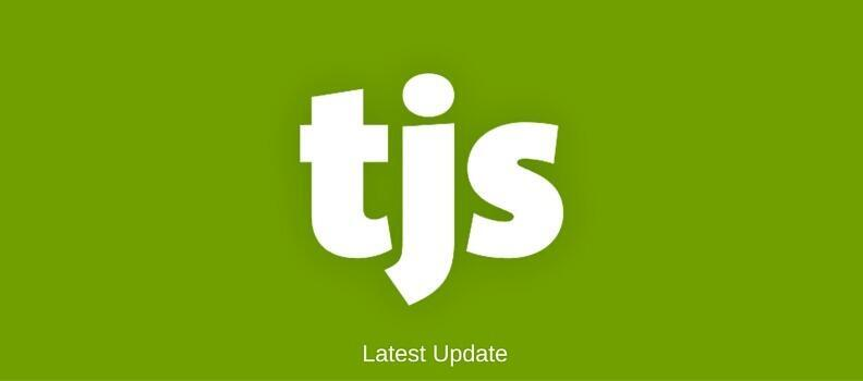 TJS Latest Update - We Have Moved!