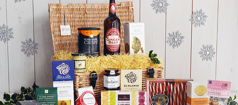 British Hamper - Orders Dashboard