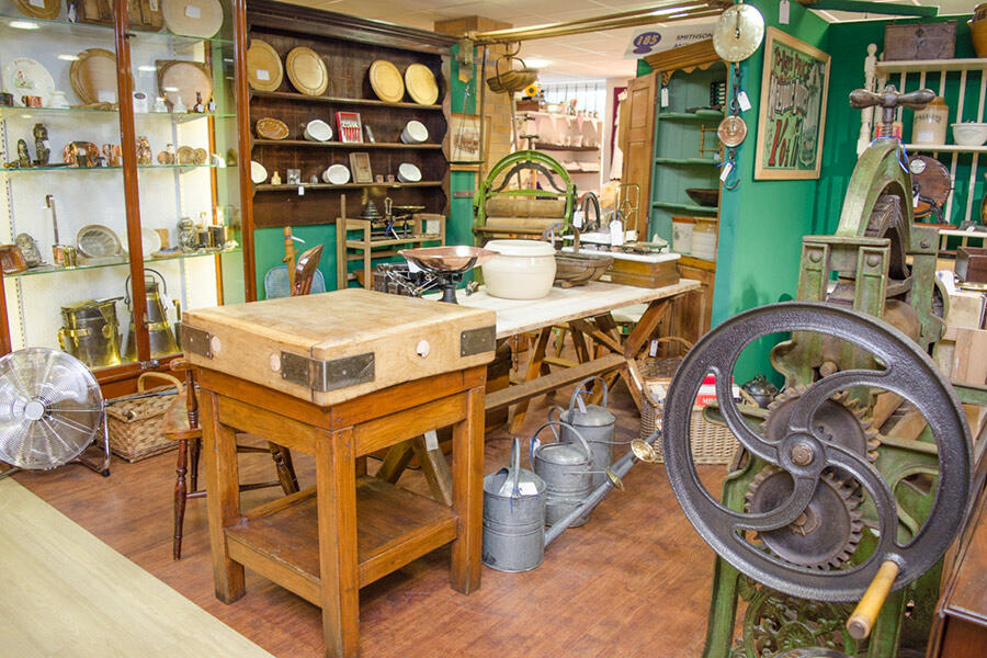 Hemswell Antique Centres